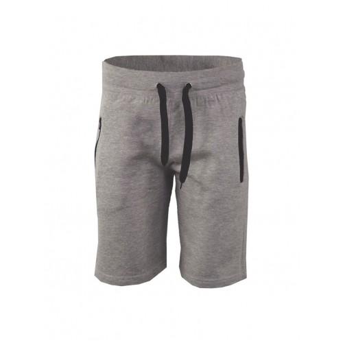 Casual Zip Up Drawstring Half Length Short Trousers