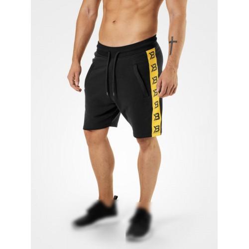 Color Block Sideseam Sporty Men Short Trousers